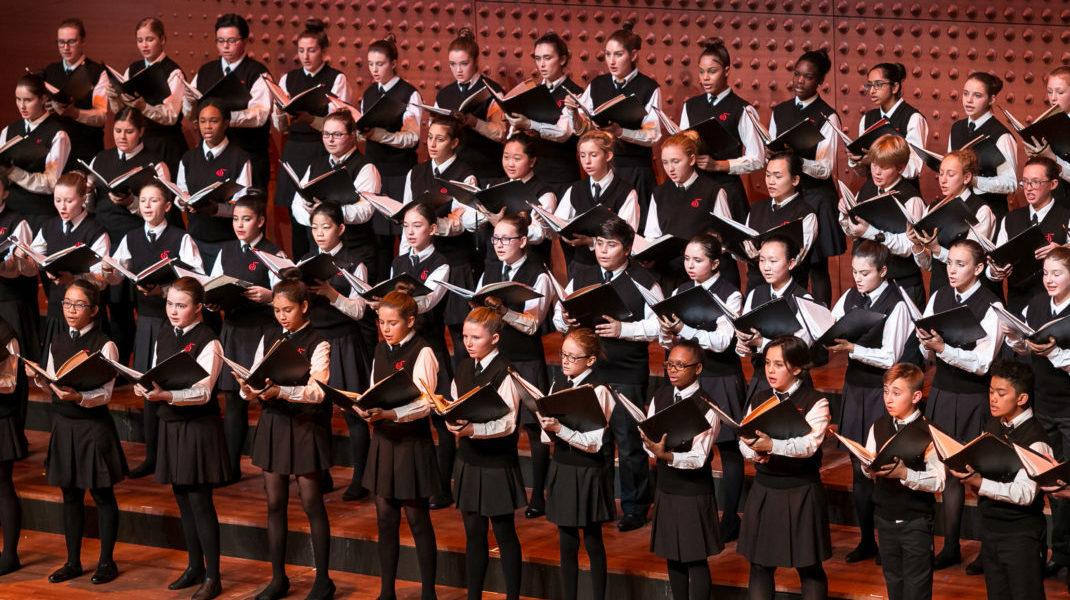 Children's choir is singing clipart. Free download transparent .PNG    Creazilla