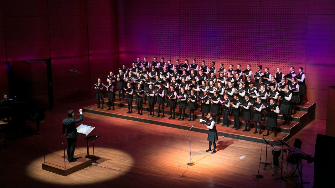 Homepage - National Children's Chorus